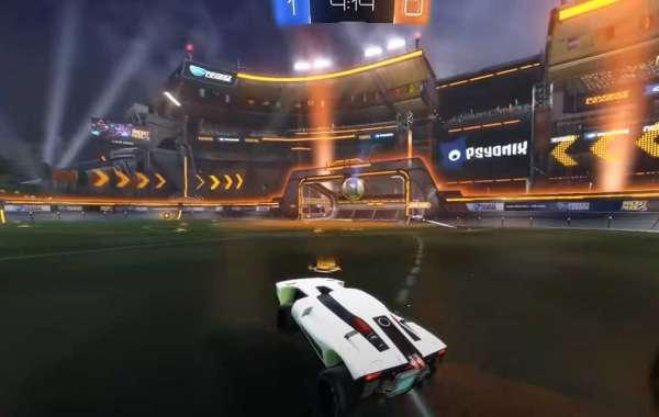 Rocket League Strategies for 1V1