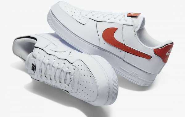 """Nike Air Force 1/1 """"Cosmic Clay"""" CZ5093-100 will be released December 17th"""