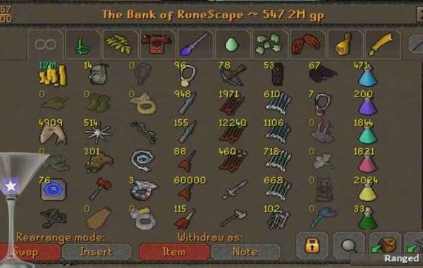 How easy it's to conduct vanilla OSRS