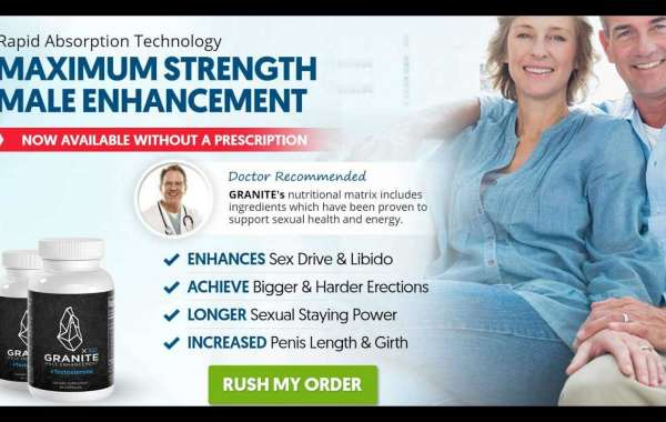 Boost Your Confidence With Granite Male Enhancement Pills!
