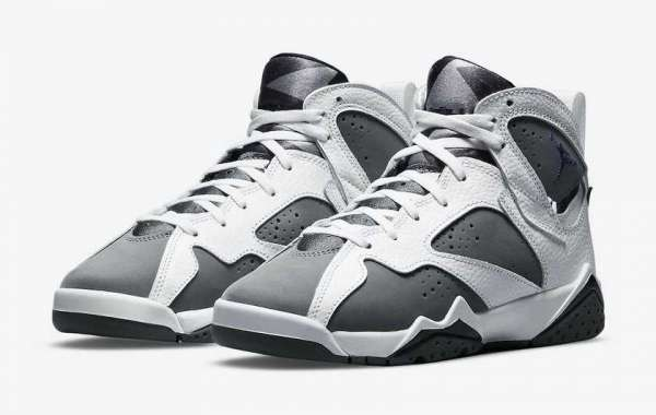 """CU9307-100 Air Jordan 7 """"Flint"""" will be officially released on May 1st"""