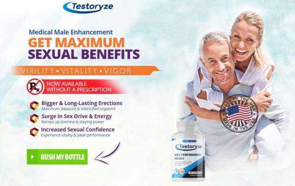 Does Testoryze Really Work? Male Enhancement Pills!