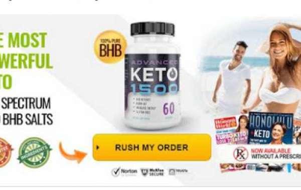 Keto Advanced 1500 Reviews - Keto Diet Pills to Burn Fat Faster!