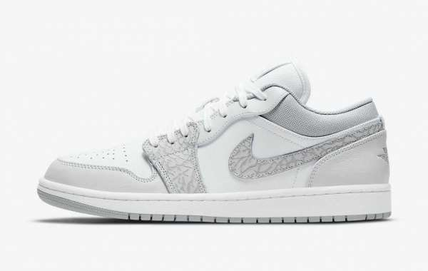 "Best Selling Air Jordan 1 Low ""Berlin Grey"" For Sale DH4269-100"