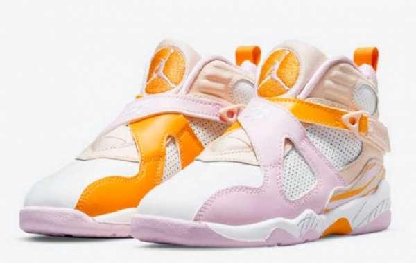 """Air Jordan 8 """"Arctic Punch"""" 580529-816 Release Information"""