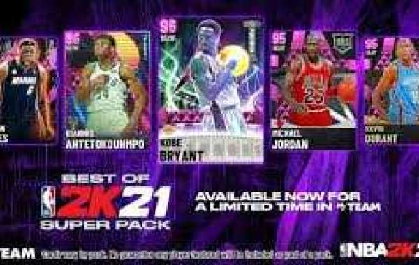 Nba2k21 Myteam shooting.