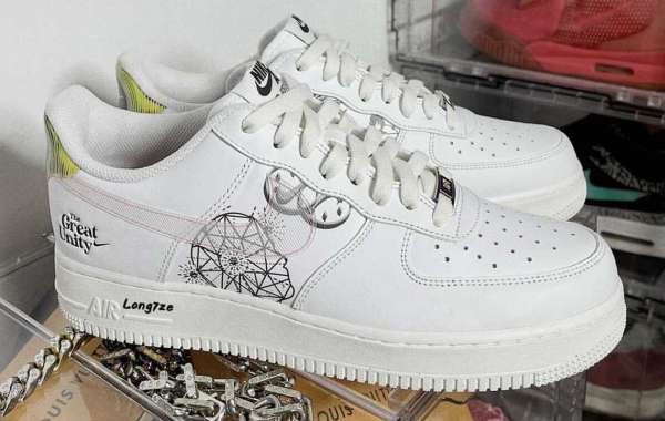 "2021 Nike Air Force 1 Low ""The Great Unity"" will be released soon"