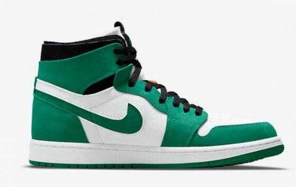 Air Jordan 1 Zoom Comfort Stadium Green Womens CT0978-300 Coming Soon