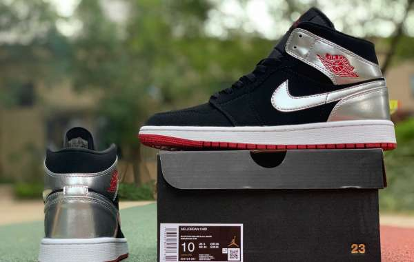 Hot Sale Air Jordan 1 Mid Johnny Kilroy For Cheap 554724-057