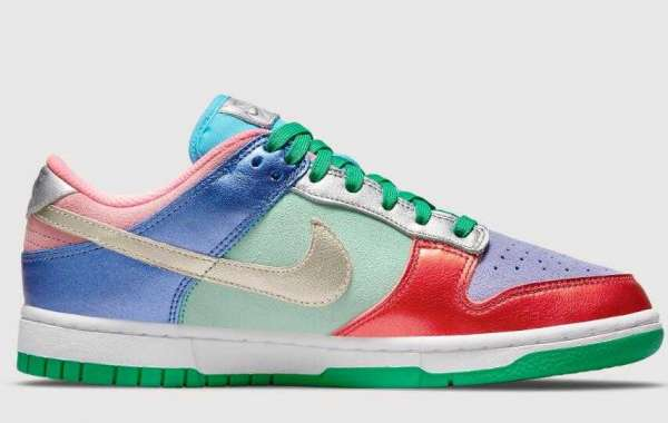 The Nike Dunk Low DN0855-600 Sunset Pulse for Cheap Sale