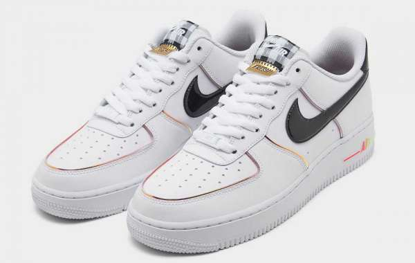 "DJ5523-100 Nike Air Force 1 Low ""FRESH"" arrives on May 18"