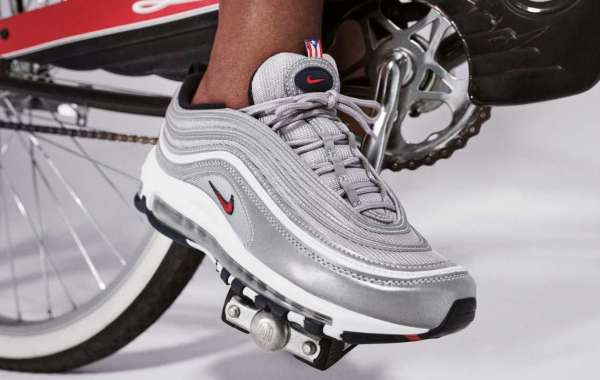 """Air Max 97 """"Puerto Rico"""" will be released on June 5"""