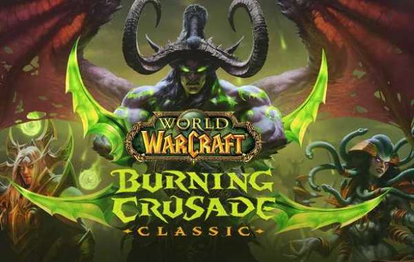 The best class in WoW Burning Crusade Classic