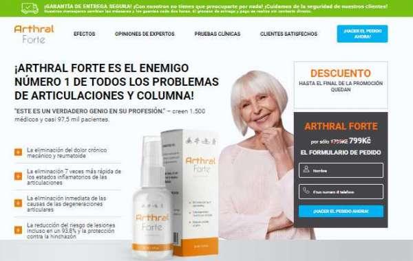 Arthral Forte-revision-precio-comprar-gel-donde comprar en España