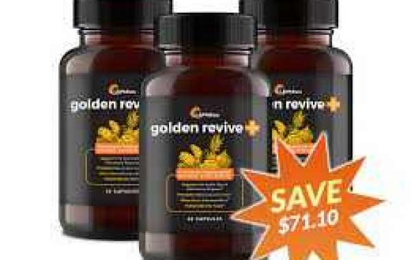 Golden Revive Plus Reviews - Benefits, Ingredients and Where to Buy Golden Revive Plus