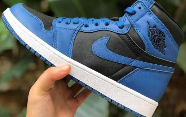 "Air Jordan 1 ""Dark Marina Blue"" will be released on January 15, 2022"