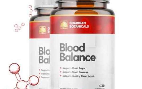 Guardian Botanicals Blood Balance Reviews - Blood Balance Reviews Is Effective to Blood Sugar? Truth Exposed