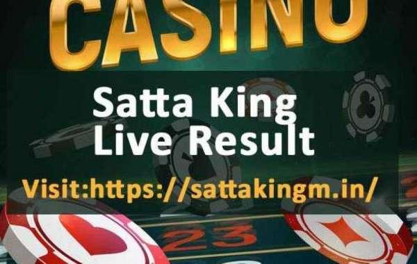 2021 Century Gambling Processes - Satta King Online Game