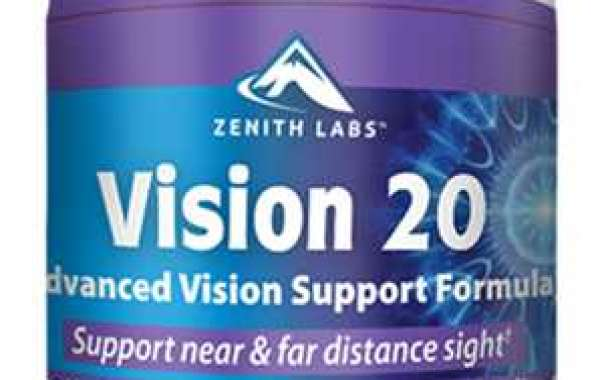Vision 20 Reviews - Is Vision 20 Ingredients Clinically Proven?